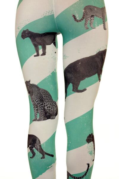 Wild Cats Leggings