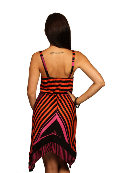 Walk The Lines Dress