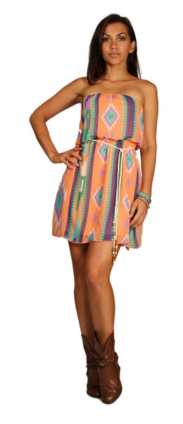 Aztec Summer Dress