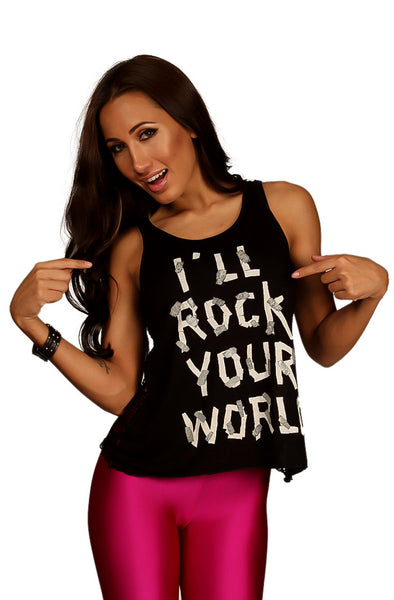 Rock Your World Tank