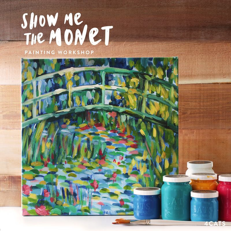 Show Me the Monet—Family & Adult
