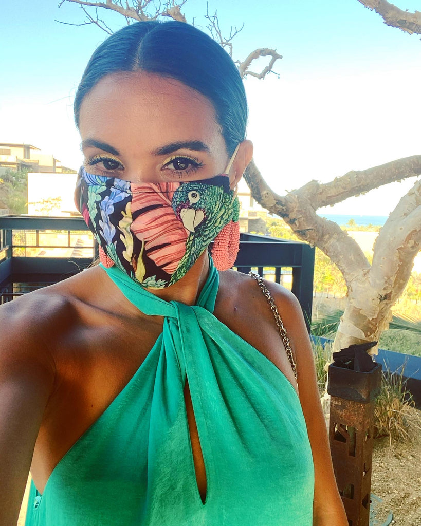Volar Palma Face Mask