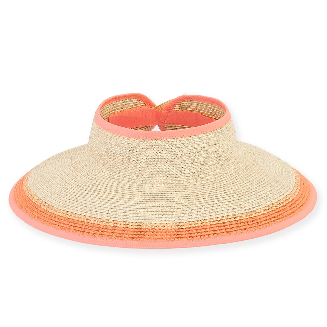Trim Roll Up Beach Visor