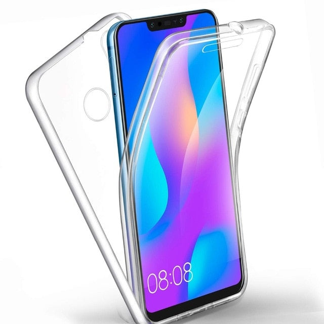 Capa 3x1 360° Impact Protection - Huawei Honor 8X