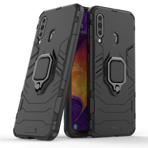 Capa Military Defender Ring Anti-Impacto - Samsung M40 / A60
