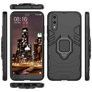 Capa Military Defender 3x1 Anti-Impacto Huawei P Smart 2019