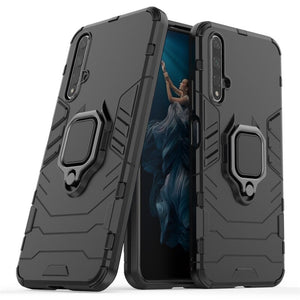 Capa Military Defender Ring Anti-Impacto - Huawei Honor 20 Pro
