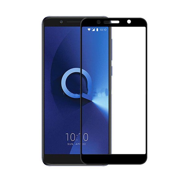 Pelicula Vidro 5D Full Cover - Alcatel 1s (2019)