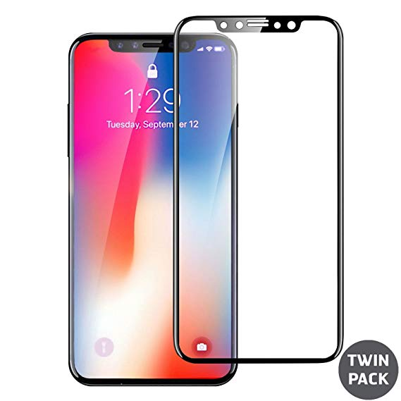 Pelicula Vidro 5D Full Cover - Iphone X / XS