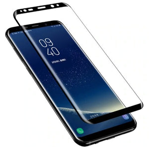 Pelicula Vidro 5D Full Cover Curved - Samsung S9 Plus