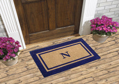 Double Picture Frame - Monogrammed Coco Doormats