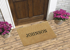 Plain - Personalized Coco Doormats