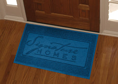 Waterhog Sculptures - Custom Logo Doormats