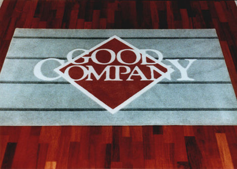 Custom Carpet Logo Mats