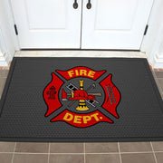 Superscrape Impression - Custom Logo Mats