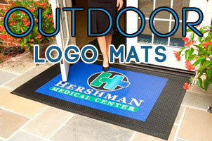 Outdoor Logo Mats