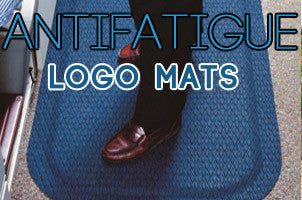 Anti Fatigue Logo Mats
