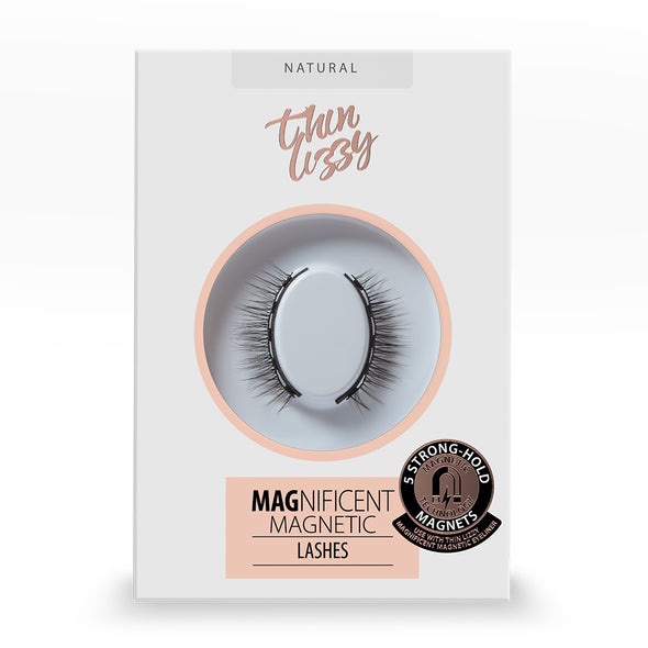 Magnificent Magnetic Lashes - The New Way To Apply Fake Eyelashes, Hassle-Free & Mess-Free!