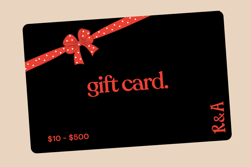 Gift Card - Ralphie and Alice