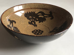 Jizhou ware Paper Cut Tea Bowl