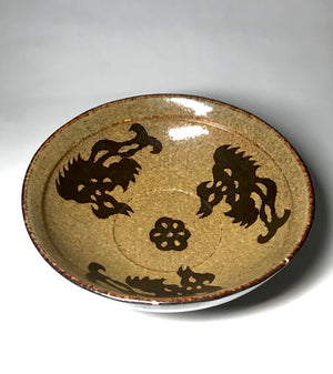 Song Jizhou Yao Dynasty Paper Cut Tea Bowl - 10 Dynasties