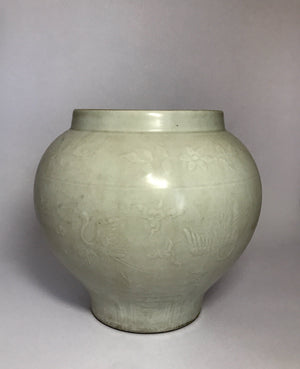 Yuan Dynasty globular jar