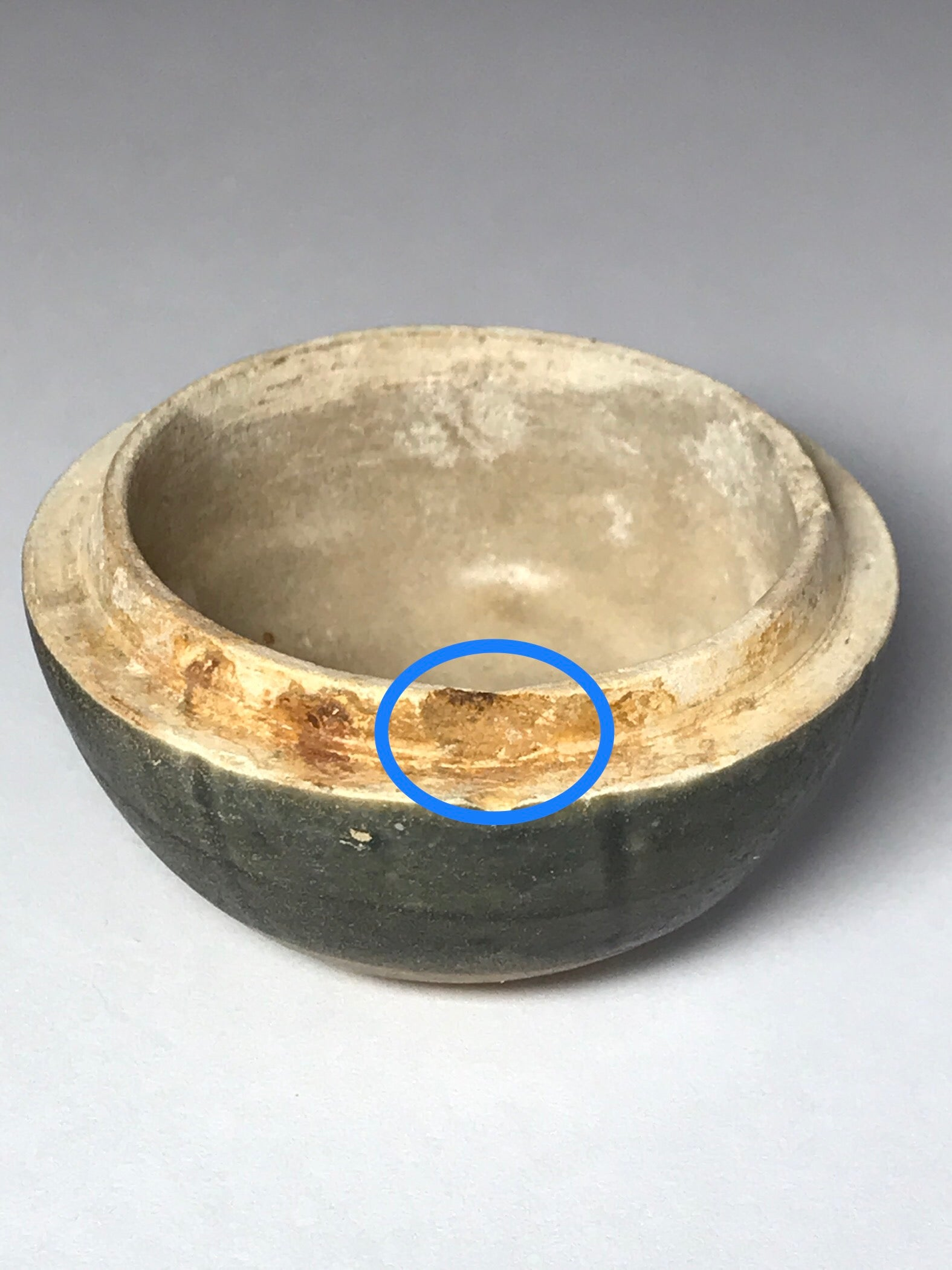 Yuan Dynasty Lidded Powder Box - 10 Dynasties
