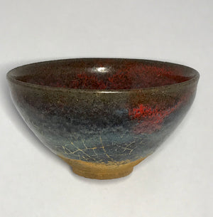 jun ware tea bowl