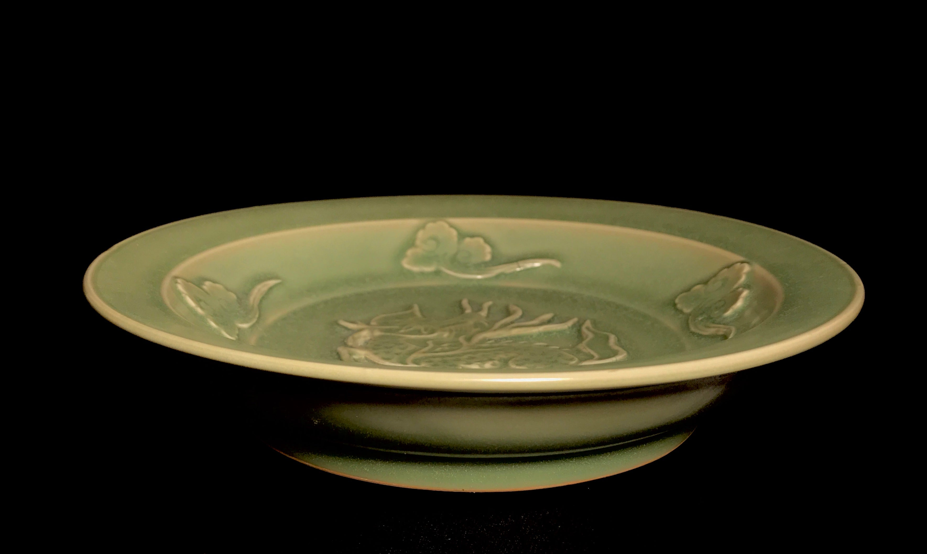 Song Dynasty Celadon plate