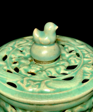 Song Dynasty Celadon Ewer - 10 Dynasties