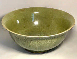 song dynasty longquan celadon bowl