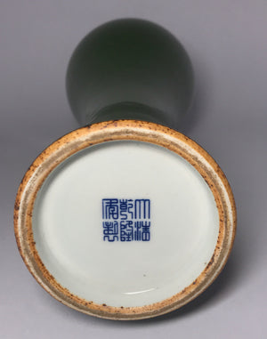 Qing Dynasty Vase with Qianlong seal - 10 Dynasties