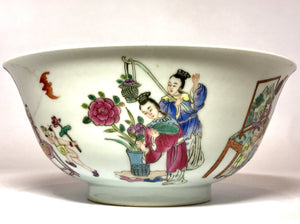 Qing Dynasty Bowl With Xuantong Seal - 10 Dynasties