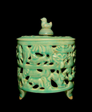 song dynasty perfume jar