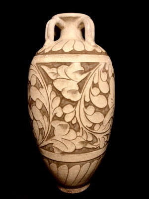 Song Dynasty Carved Cizhou ewer