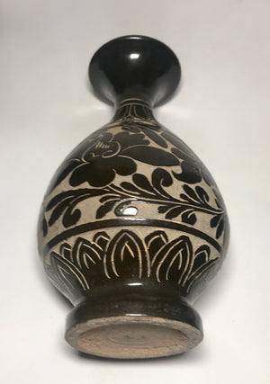 Song Cizhou Ware Vase - 10 Dynasties