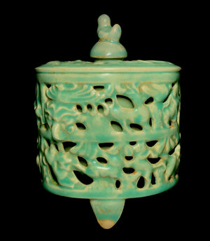 song dynasty lidded censer