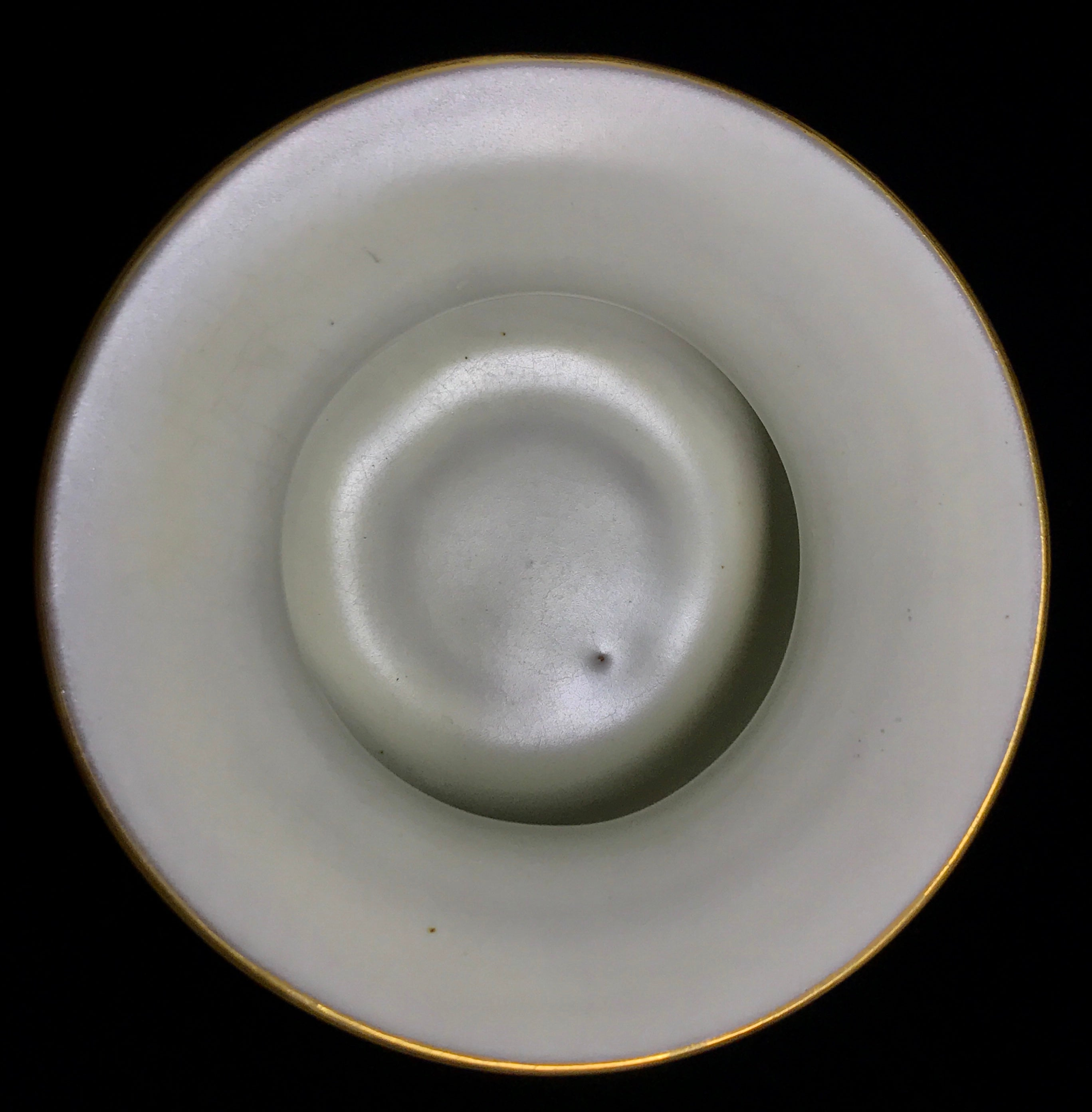 Song Dynasty Zhadou / Spitoon with Huizong Gold Seal - 10 Dynasties