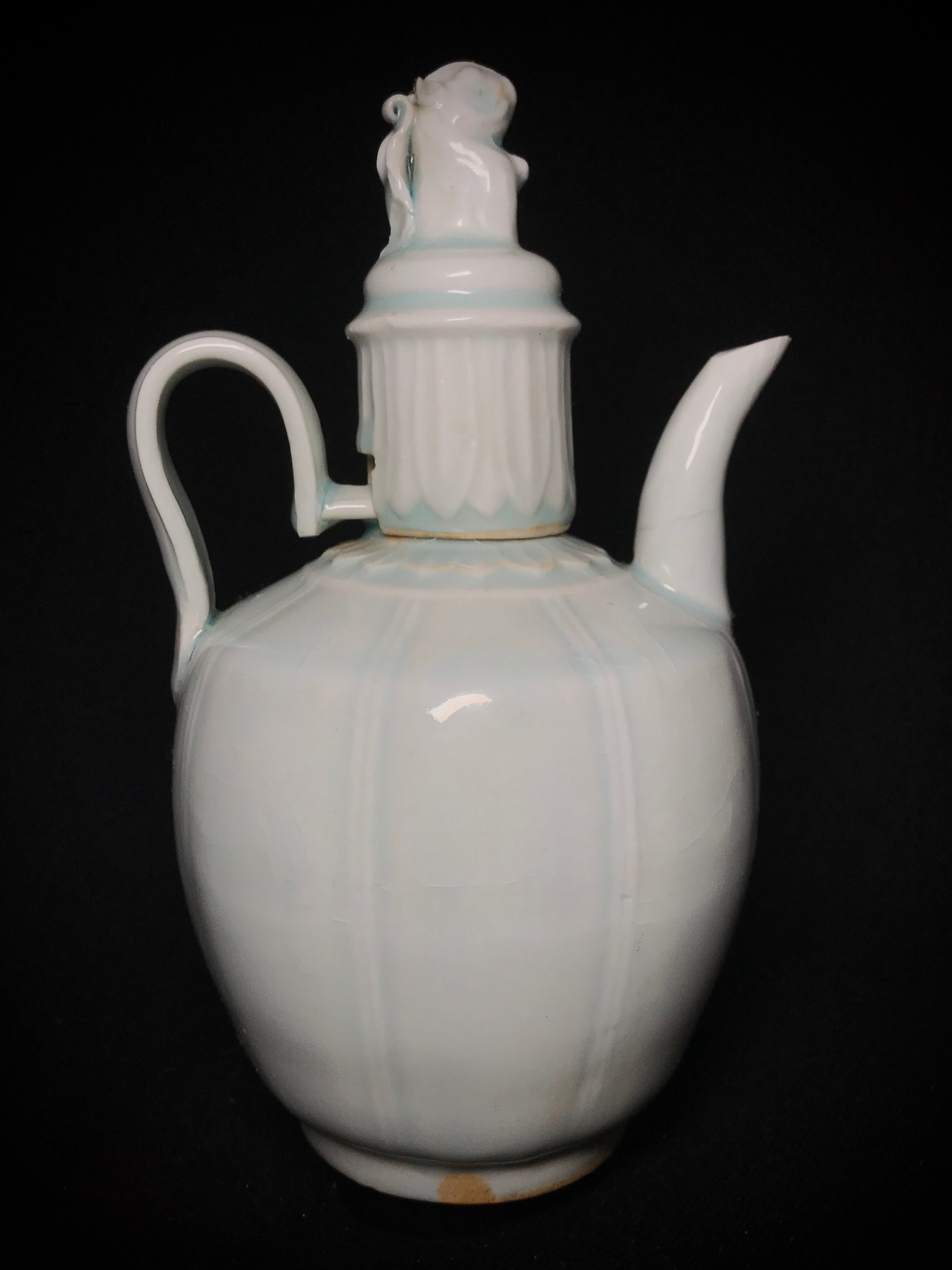 Song Dynasty Qingbai Ewer