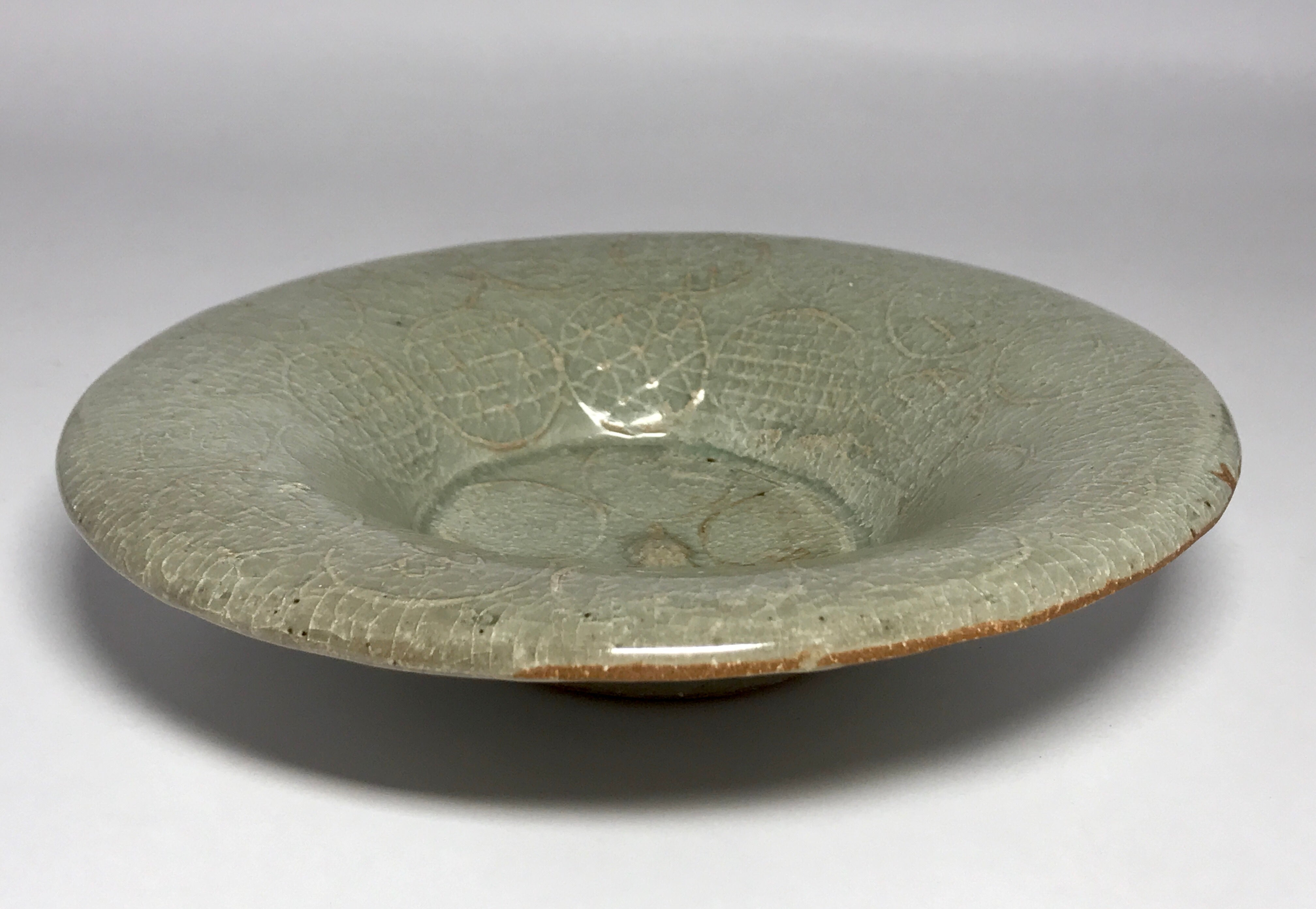chinese song dynasty bowl with turtle