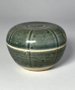 Yuan Dynasty Lidded Powder Box