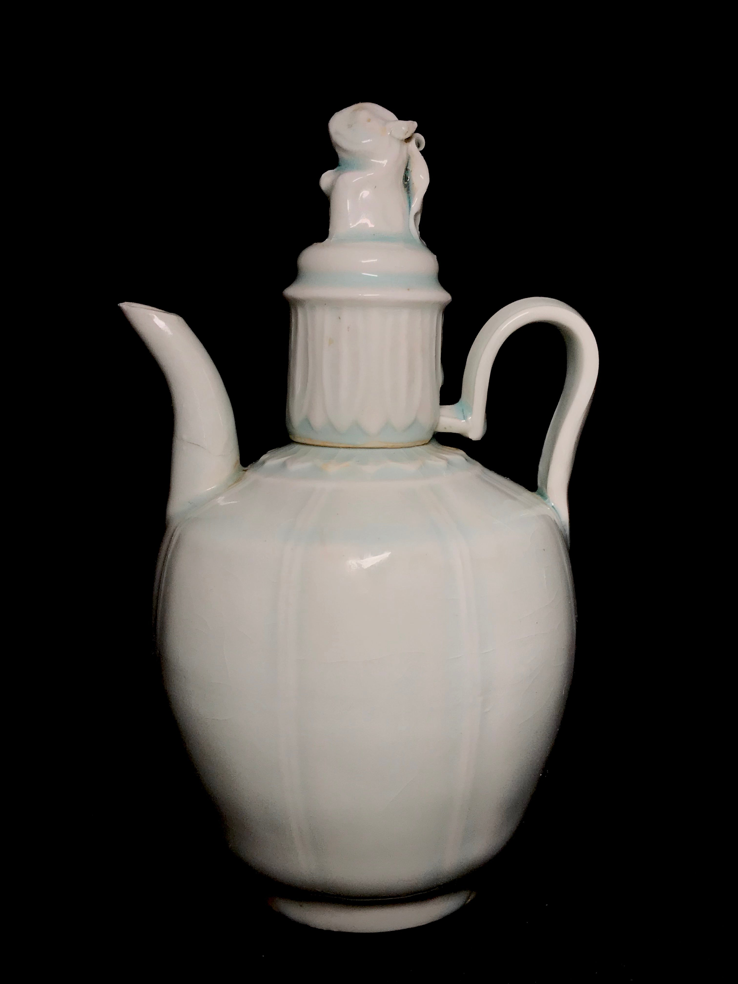 Song Dynasty Qingbai Ewer - 10 Dynasties