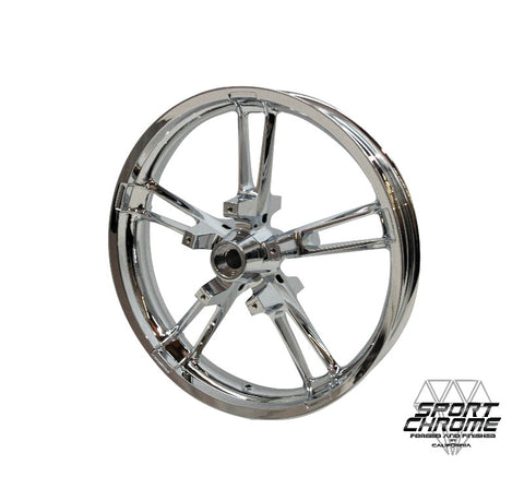 Reinforcer Chrome Wheel