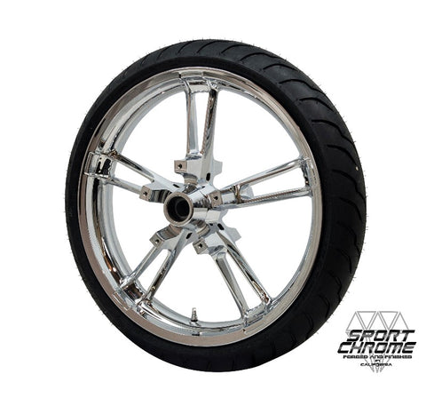 Reinforcer Chrome With Tire