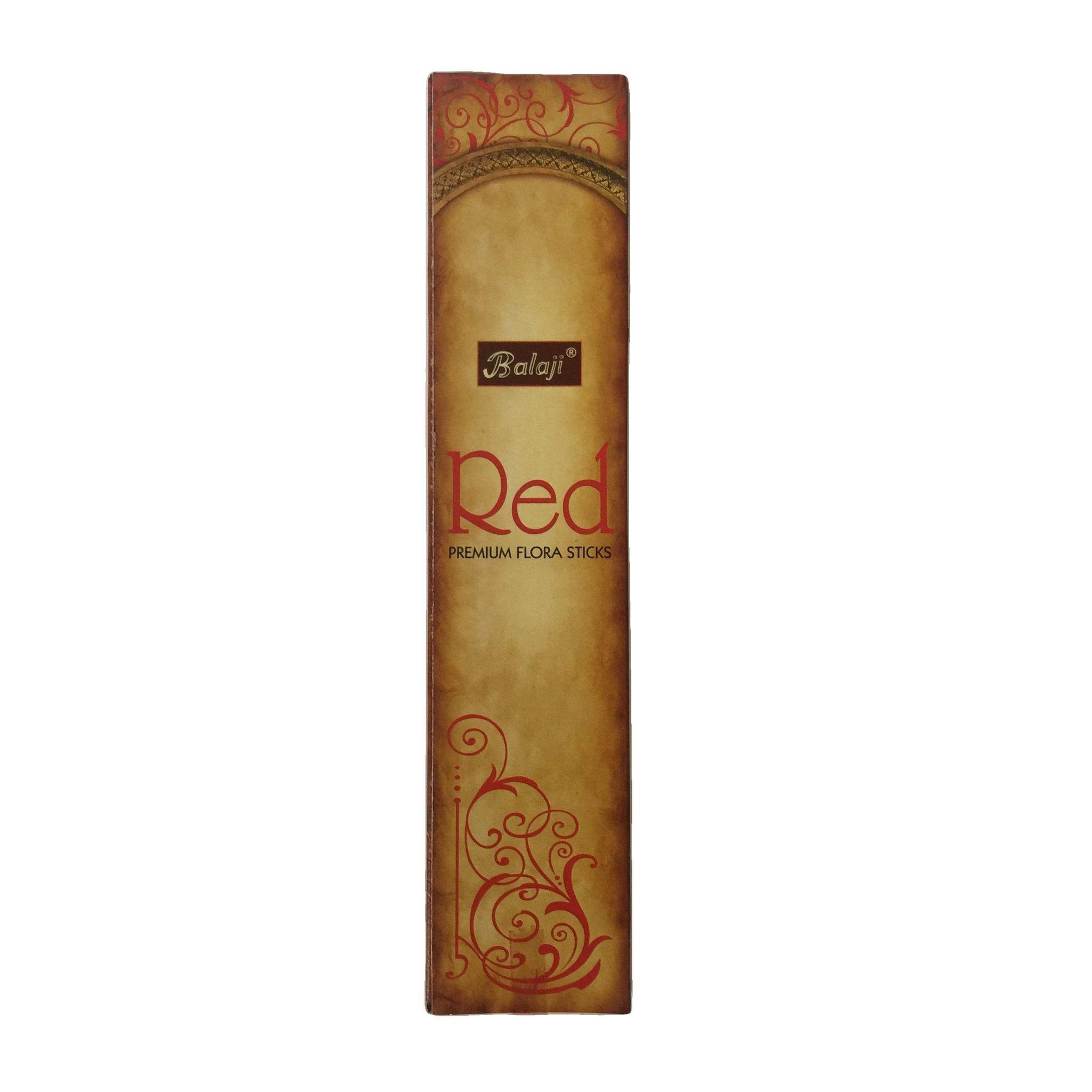 Red Premium Flora Sticks