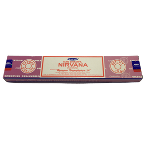 Nirvana- Nag Champa Incence - Crystal Geological