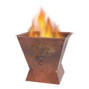 Atlanta Falcons Badlands 29.5 in. Square Fire Pit