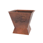 Buffalo Bills Badlands 29.5 in. Square Fire Pit