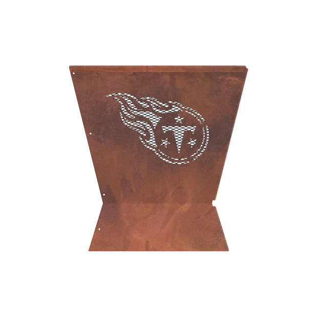Tennessee Titans Badlands 29.5 in. Square Fire Pit