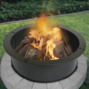 28 in. Round x 10 in. High Fire Ring